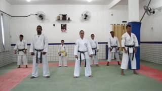 Aprenda 7 das principais técnicas de chute do Karate Shorin-Ryu Shin Shu Kan