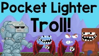 getlinkyoutube.com-Growtopia | Pocket Lighter Troll!