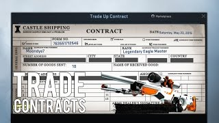 getlinkyoutube.com-» CS:GO riskanter Trade-Up Contract « - Stattrak AWP Asiimov - [Deutsch]
