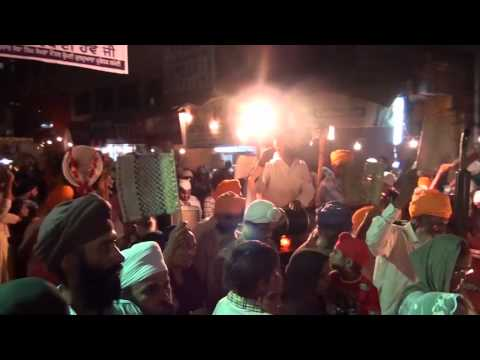 Guru Nanak Dev Ji's Marriage celebration (Nagar Kirtan - Batala - 22nd Sept 20012)