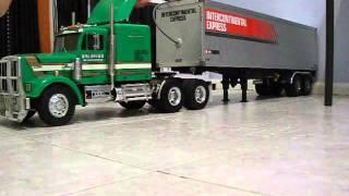 getlinkyoutube.com-Tamiya King Hauler & Cargo Trailer