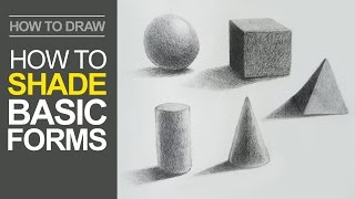 getlinkyoutube.com-How to Shade Basic Forms - Pencil Tutorial