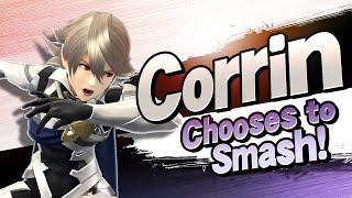 getlinkyoutube.com-Super Smash Bros. – Corrin Chooses to Smash!