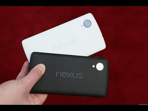 اول نظره على Google Nexus 5