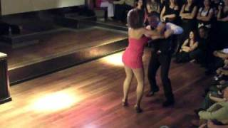 getlinkyoutube.com-Show Bachata - Ataca y La Alemana (Jorge et Tanja) - Lille - 31/01/2010