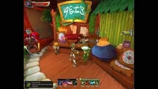 getlinkyoutube.com-Dungeon Defenders 2 Itsy-Betsy PET Third evolve!