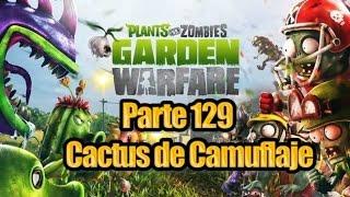 getlinkyoutube.com-Plants vs Zombies Garden Warfare - Parte 129 - Cactus de Camuflaje