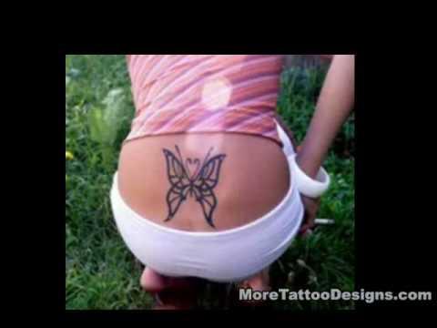 Small Butterfly Tattoo Designs. MoreTattooDesigns.com More~~~~~~~~