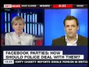 Matt Rhodes on Sky News talking about online communities
