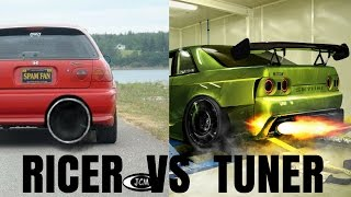 getlinkyoutube.com-RICER VS TUNER (10 MINUTES SPECIAL) FUNNY COMPILATION