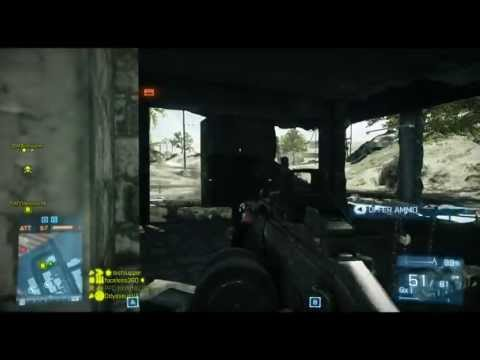 Battlefield 3 : Strike At Karkand : Rush (Defender) : Xbox 360