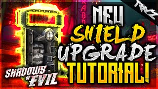 BLACK OPS 3 ZOMBIES EASTER EGG - HOW TO UPGRADE THE SHIELD! Goddard Apparatus Tutorial (BO3 Zombies)