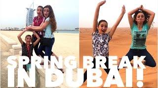 getlinkyoutube.com-Spring Break 2015 in Dubai | Brooklyn and Bailey