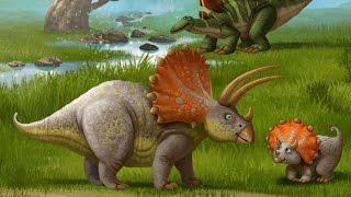 getlinkyoutube.com-Динозавры. Мультфильм про динозавров для детей