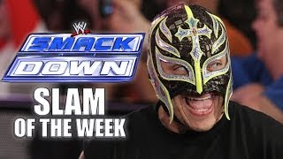 WWE SmackDown Slam of the Week 06-12-2013