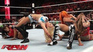 getlinkyoutube.com-NXT Divas emerge to challenge Team Bella: Raw, July 13, 2015