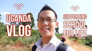 I'm in Uganda! (fixed video)