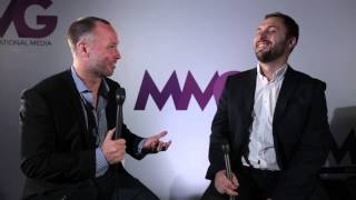 DMEXCO 2015: IPG Mediabrands head of mobile Travis Johnson