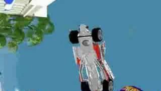 Hot Wheels: Stunt Track Driver Gameplay (High Quality)