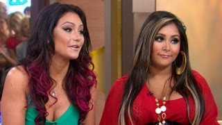 'Snooki and JWOWW' Interview; 'Jersey Shore' Spinoff Premieres on MTV view on youtube.com tube online.