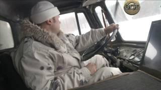 getlinkyoutube.com-ОСТ-ТВ  - Техника военных лет: ГАЗ-66