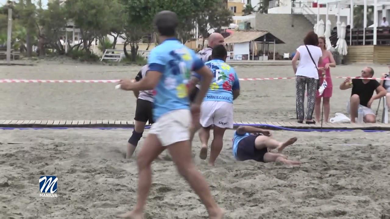 Vuelven a Manilva las Series Españolas de Rugby beach 5