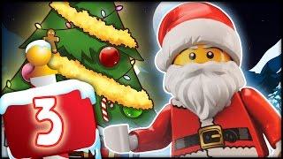 getlinkyoutube.com-LEGO City & Star Wars Advent Calender - Day 3 - December 3rd - Christmas 2016!