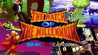 getlinkyoutube.com-Mugen Random Battles #1 - SNK vs. Capcom: The Match of the Millenium
