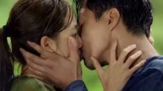 getlinkyoutube.com-It's Okay It's Love kissing scene cuts ep1-16