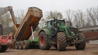 getlinkyoutube.com-Traktoren und Bagger im Baustelleneinsatz - Maaßen Tiefbau