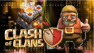 getlinkyoutube.com-New BEST Th11 Trophy/War Base | Supreme Series | Dead Zone Inferno Tower - CoC