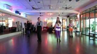 getlinkyoutube.com-Cha Cha Maria - Line Dance
