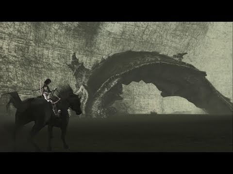 Shadow of the Colossus: Walkthrough - Part 9 [Colossus 10] - Dirge (SotC Gameplay & Commentary) PS3
