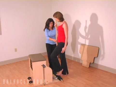 Pilates Rehabilitation : EP30 : Level Pelvis in Standing Work