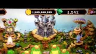 getlinkyoutube.com-My Singing Monsters has a MAGIC NUMBER?  Plus, Check out some of my YouTube fans on my plant island!