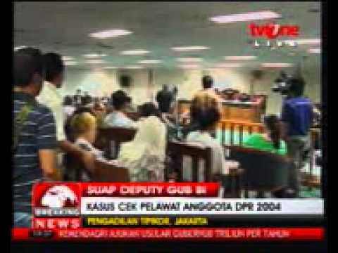 TV One 1506 Panda Nababan Bacakan Pledoi II AVI