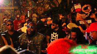 Gucci Mane - Respect Me (ft. Rick Ross) (Making Of)