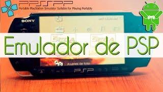 getlinkyoutube.com-El Mejor Emulador de PSP Para Android + Juegos + Configuración Detallada| PPSSPP | Zona Android