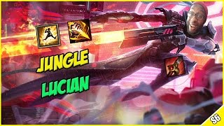 getlinkyoutube.com-✔ SEASON 6 LUCIAN JUNGLE - PBE Live Commentary | League of Legends