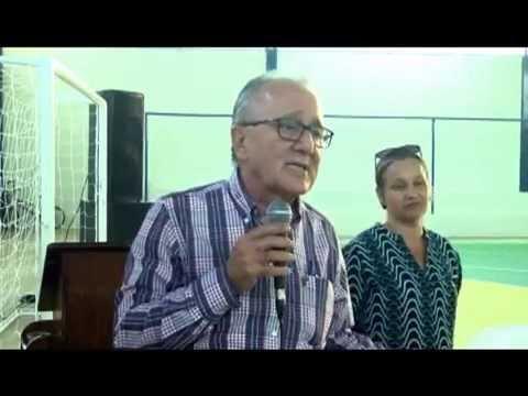 Prefeitura e SEJU Inauguram Ginásio Poliesportivo no São Geraldo