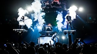 getlinkyoutube.com-Skillet - Awake & Live (2013) Rise Deluxe DVD   [HD Full Concert & Sound Fixed]