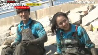 getlinkyoutube.com-[CUT] RunningMan Ep115 - Monday Couple vs Easy Brothers