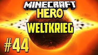 WELTKRIEG! - Minecraft HERO #44
