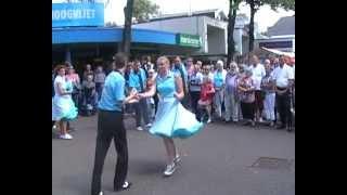 getlinkyoutube.com-Dance to the 60's   Rock 'n Roll Dance Show at the Sweetlake Rock 'n Roll Revival 2012