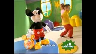 getlinkyoutube.com-IMC Toys - Mickey Mouse Clubhouse - Mickey Cuentacuentos