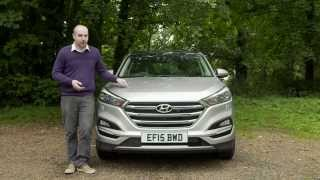 getlinkyoutube.com-Hyundai Tucson 2015 review   TELEGRAPH CARS
