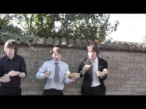 Doughnut Challenge - Final (Hassall vs. Moley vs. Thorpey)