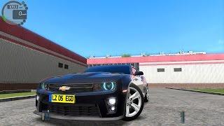City Car Driving 1.4.1 Chevrolet CAMARO ZL1 [Logitech G27]