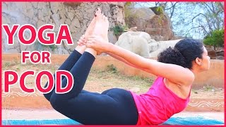 getlinkyoutube.com-6 Effective Yoga Asanas For PCOD & Hormonal Imbalance