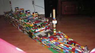 getlinkyoutube.com-Lego Titanic Bottom Hull(still in progress)